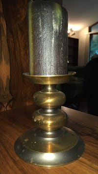 brass candlestick and lamp Great Falls, 22066