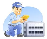 Heating and Cooling system maintenance. Clinton