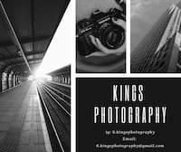 Kings photography Promo SALE Toronto