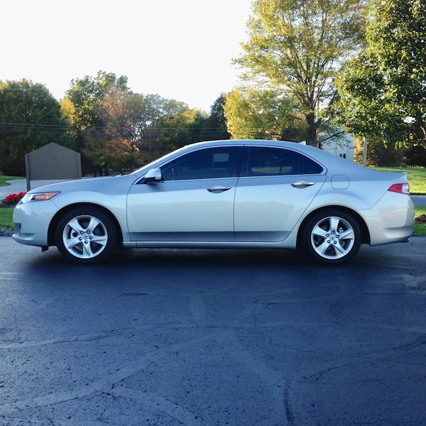 Used 2010 Acura TSX Tech Pack For Sale In North Canton