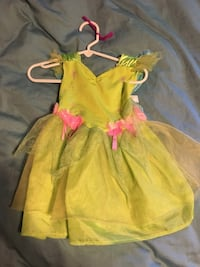 24 month / tinker bell Halloween costume or dress up no rips stains or tears Hagerstown, 21740