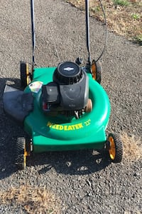 Weed eater 22inch cut pushmower in great condition Manassas, 20110