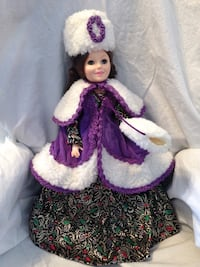 Doll with Winter Outfit Mundy, 48507