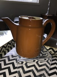Vintage Hall Restaurant Style 1 cup coffee pot 31 mi