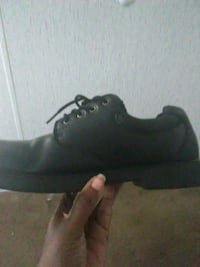 Black work shoes Rocky Mount, 27804