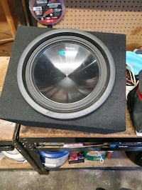 1600w alpin type s with subwoofer box 12 in Port Jefferson Station, 11776