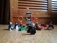 LEGO Harry Potter Set - 4737 - Quidditch-Turnier  6800 km