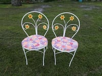 Pair of Bistro chairs DeLand