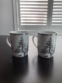 New Winter Forest Mugs  Milton, L9T 7A4