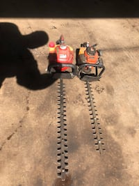Shindawa and Red Max hedge trimmers Oakville, 06779