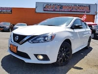 2017 Nissan Sentra SR Turbo Manual Hayward