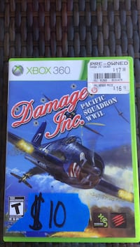 Xbox 360 Damage Inc. Check out my profile for more games  Cadillac