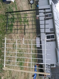 2 iron gates sell or trade...$40