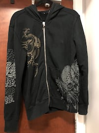 Bejeweled hoodie men's size S , I'm a medium and fits me Burnaby, V5C 3Y6