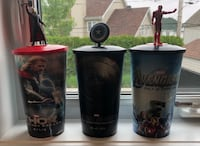 Avengers Movie cup Collection Laval, H7G 6B5