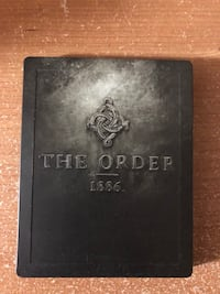 The Order 1886 PS4 game  Farmington, 87402
