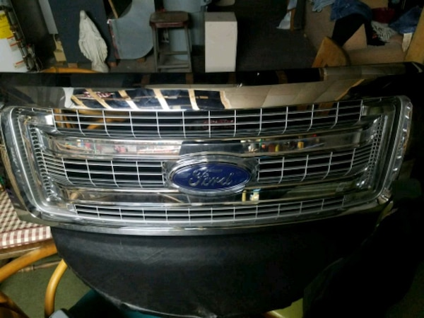 2011 2014 Ford F150 Front Grill