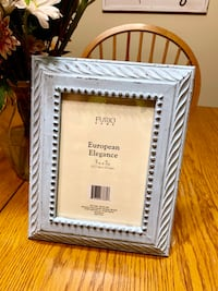Sky Blue Distressed Photo Frame Sioux Falls, 57110
