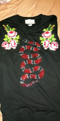 black and red floral print textile Waukesha, 53188