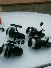 I have four Mitchell spinning reels Los Angeles, 90037