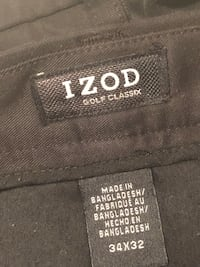 Golf pants  Izod  $10 each Mississauga