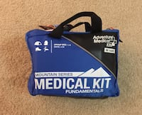 Mountain series medical kit fundamentals Foster City, 94404