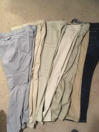 Dress pants and Casual Men's pants Brownsville, 78526