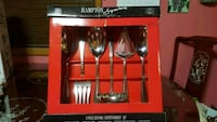 NEW 6 Piece Stainless Steel Serving Set  Portland, 97206