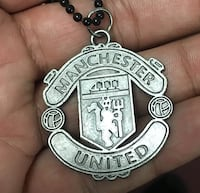 Manchester United Necklace  Mississauga, L5N 6A1