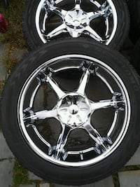 20inch rims and tires Martinsburg, 25405