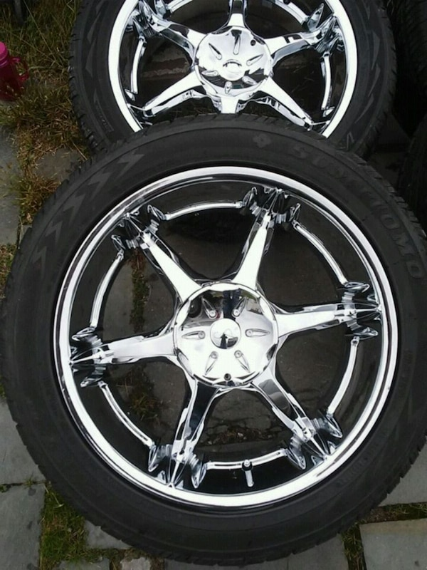 20inch rims and tires