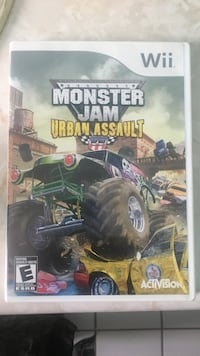Monster Jam Urban Assault  Brampton, L6Y 4H5