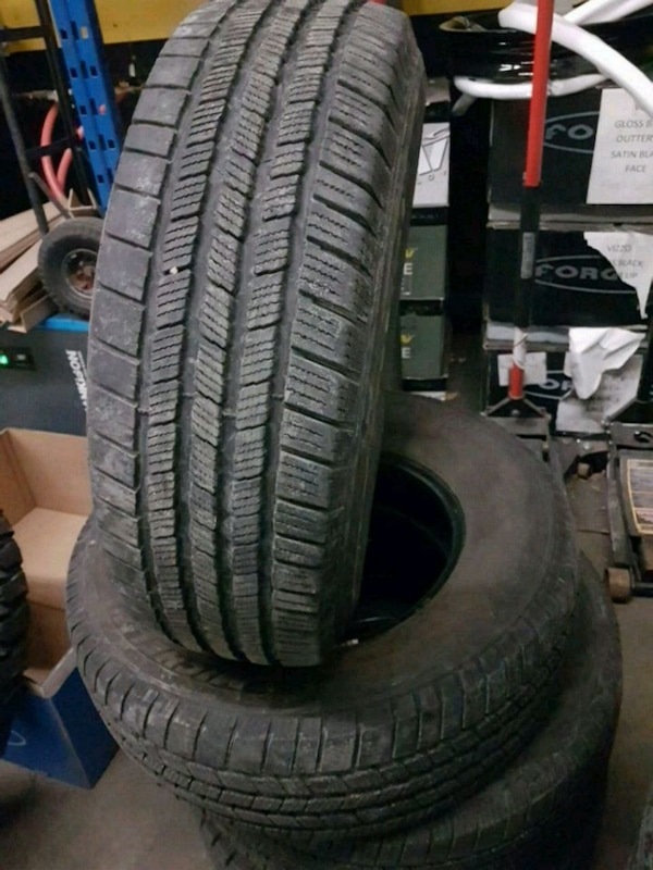 245 75 16 >> Used Lt 245 75 16 Michelin Defender Ltx 280 For Sale In Vaughan Letgo