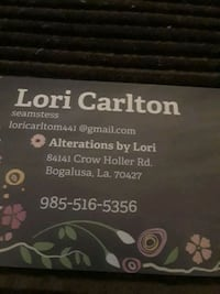 sewing alterations  Bogalusa