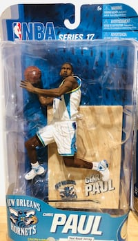 2010 NBA Series 17 McFarlane Chris Paul New Orleans Hornets Milton, L9T 4H8