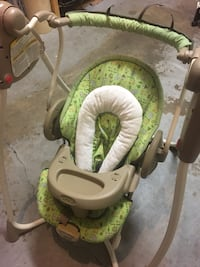 Graco Baby Swing and Soothing Chair combo Rockville, 20854