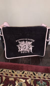 Juicy Couture diaper bag - never used! Pickering, L1V 6S5
