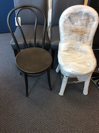 Two for 100 new metal chairs Vaughan, L4K 4Z9