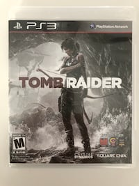 Tomb Raider PS3 (Sony PlayStation 3) - COMPLETE - TESTED Los Gatos
