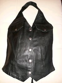 Leather Tops