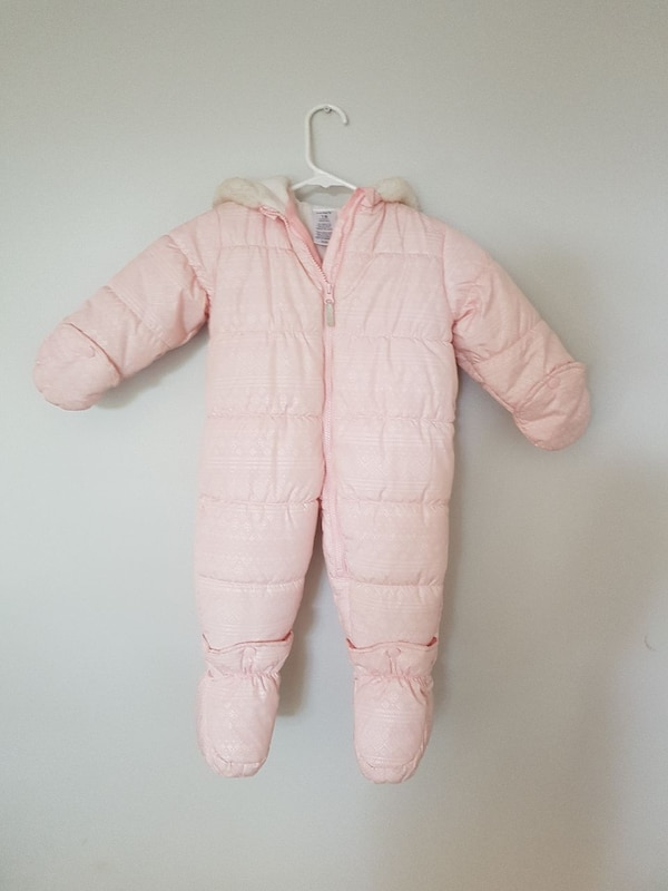2fe951d5a Used Carter s 18 Month One Piece Snow suit for sale in Lindsay - letgo