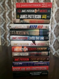 James Patterson Books Sacramento, 95827