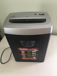 Large paper shredder