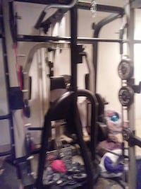 Golds gym gr 7000 series complete home gym