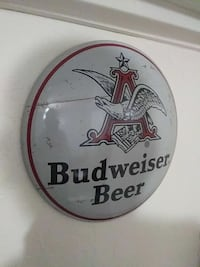 Budweiser Beer logo wall decor Pomona, 91768