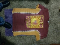 cs&n concert shirt never worn now $32.its 2x large Troutdale, 97060
