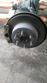2016 an up GMC/Chevy caliper an rotor assembly  Houston, 77017