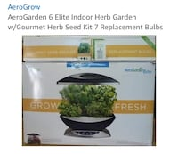 AeroGarden 6 Elite Indoor Herb Garden Falls Church, 22042