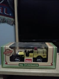 Limited edition mint 1916 Studebaker coin bank