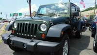 2009 Jeep - Wrangler Low miles  Falls Church, 22044